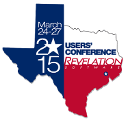 Revelation software Conference 2015